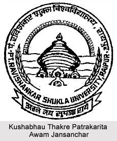 Kushabhau Thakre Patrakarita Awam Jansanchar, Chhatisgarh
