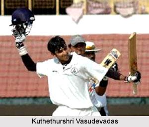 Kuthethurshri Vasudevadas, Tamil Nadu Cricket Player