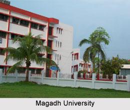 Magadh University, Bodh Gaya, Bihar