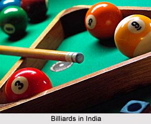Management of Billiards in India
