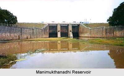 Manimukthanadhi Reservoir, Tamil Nadu