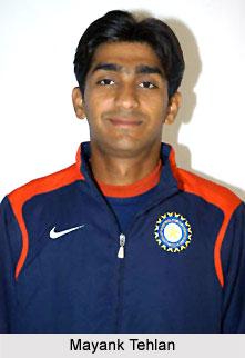 Mayank Tehlan, Delhi Cricket Player