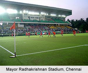 Mayor Radhakrishnan Stadium, Chennai