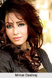 Mrinal Deshraj, Indian TV Actress