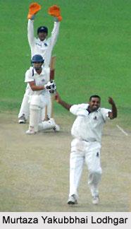 Murtaza Yakubbhai Lodhgar, West Bengal Cricket Player