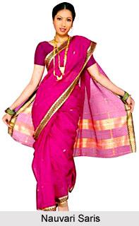 Nauvari Saris, Costume of Maharashtra