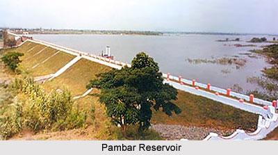 Pambar Reservoir, Tamil Nadu