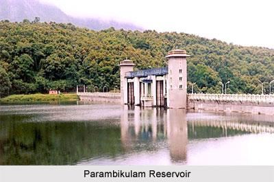 Parambikulam Reservoir, Tamil Nadu