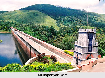 Periyar Reservoir, Tamil Nadu