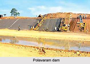 Polavaram dam, Andhra Pradesh
