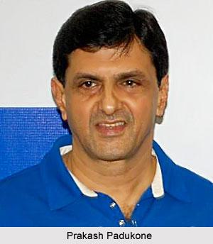 Prakash Padukone, Indian Badminton Player