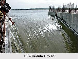Pulichintala Project, Andhra Pradesh
