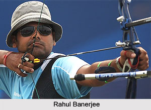Rahul Banerjee, Indian Archer