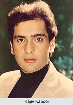 Rajiv Kapoor, Bollywood Actor