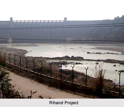 Rihand Project, Uttar Pradesh
