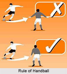 Rules of Handball