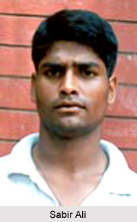 Sabir Ali, West Bengal Cricket Player
