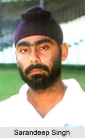 Sarandeep Singh, Delhi Cricket Player