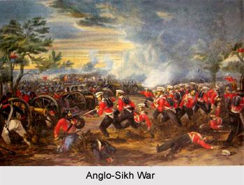 Second Sikh War, 1848-1849, British India