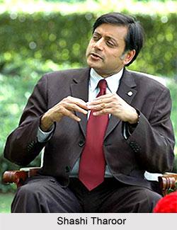 Shashi Tharoor, Indian Writer