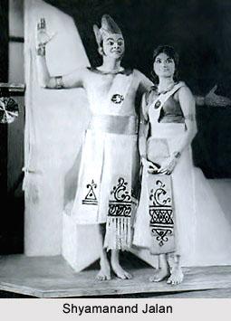 Shyamanand Jalan, Hindi Theatre Personality