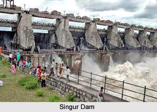 Singur Dam, Andhra Pradesh
