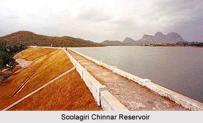 Soolagiri Chinnar Reservoir, Tamil Nadu