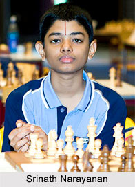 Srinath Narayanan, Indian Chess Player