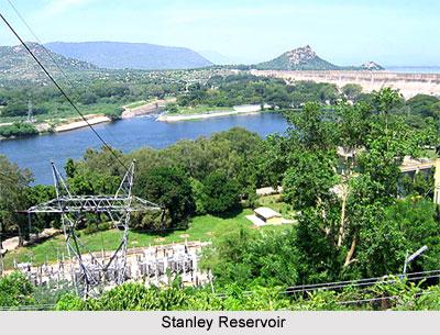 Stanley Reservoir, Tamil Nadu
