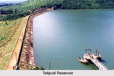 Tatipudi Reservoir, Andhra Pradesh