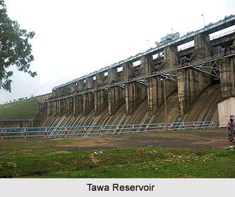 Tawa Reservoir, Madhya Pradesh