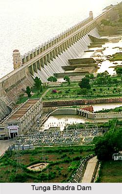 Tunga Bhadra Dam, Karnataka
