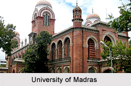 University of Madras, Tamil Nadu