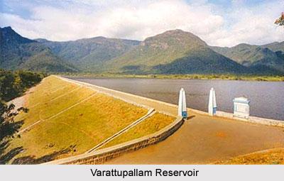 Varattupallam Reservoir, Tamil Nadu