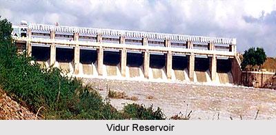 Vidur Reservoir, Tamil Nadu