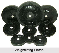 Equipments of Weightlifting