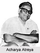 Acharya Atreya, Telugu Theatre Personality