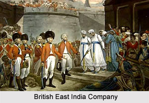 Advent of Europeans to India, British Indian History