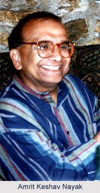 Amrit Keshav Nayak, Gujarati Theatre Personality