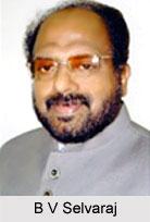 B V Selvaraj, Former Governor of Lakshadweep