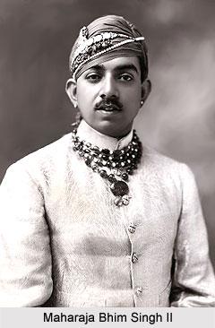 Bhim Singh II, Maharaja of Kotah