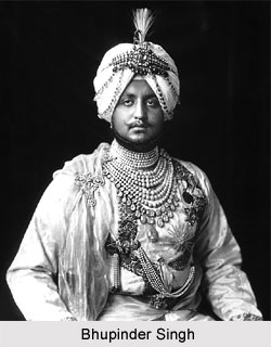Bhupinder Singh of Patiala, Maharaja of Patiala