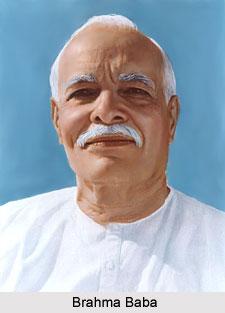 Brahma Baba, Founder of Brahma Kumaris