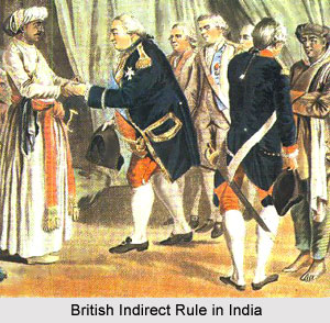 Indirect Rule in British India