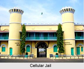Visiting Cellular Jail, Andaman And  Nicobar Islands