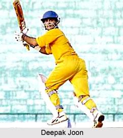 Deepak Joon, Haryana Cricket Player