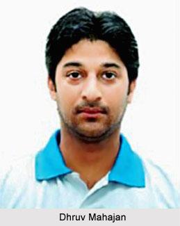 Dhruv Mahajan, Jammu & Kashmir Cricket Player