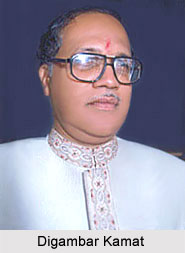 Digambar Kamat, Chief Minister of Goa