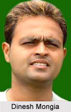 Dinesh Mongia, Punjab Cricket Player