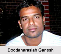 Doddanarasiah Ganesh, Karnataka Cricket Player